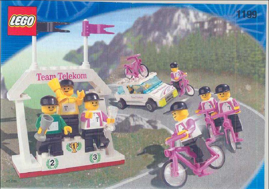 Telecom Winning Team