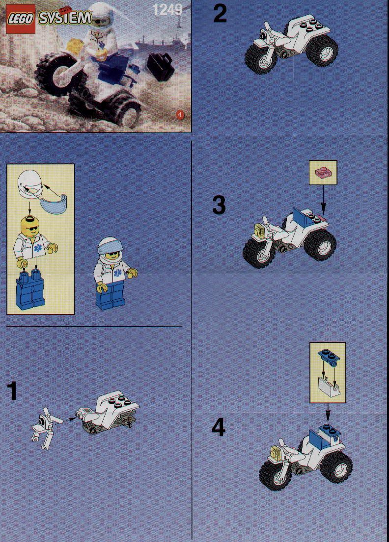 Medic Trike