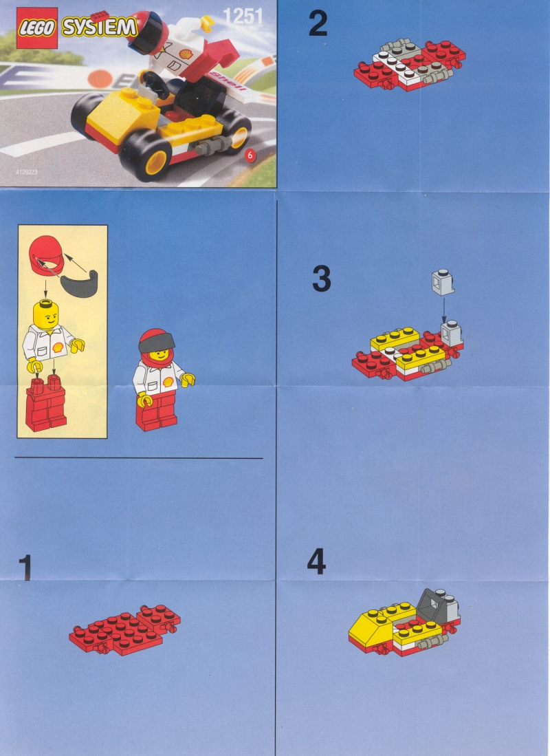 Shell Go Cart