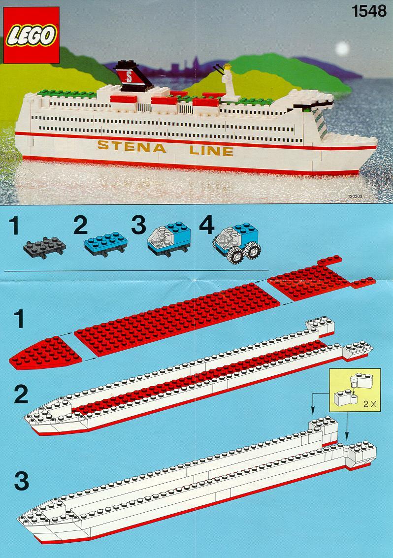 Stena Line Ferry Boat