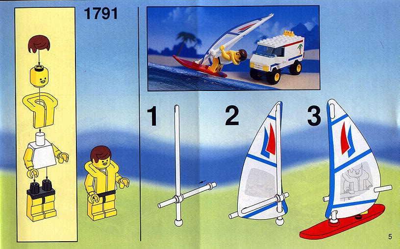 Windsurfer & Van