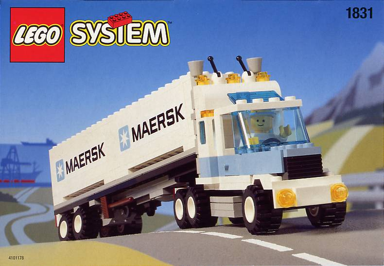 Container Lorry