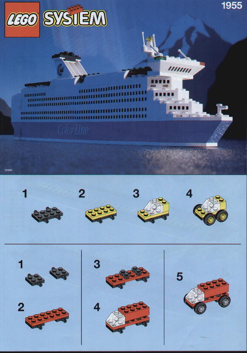 Color Lines Ship