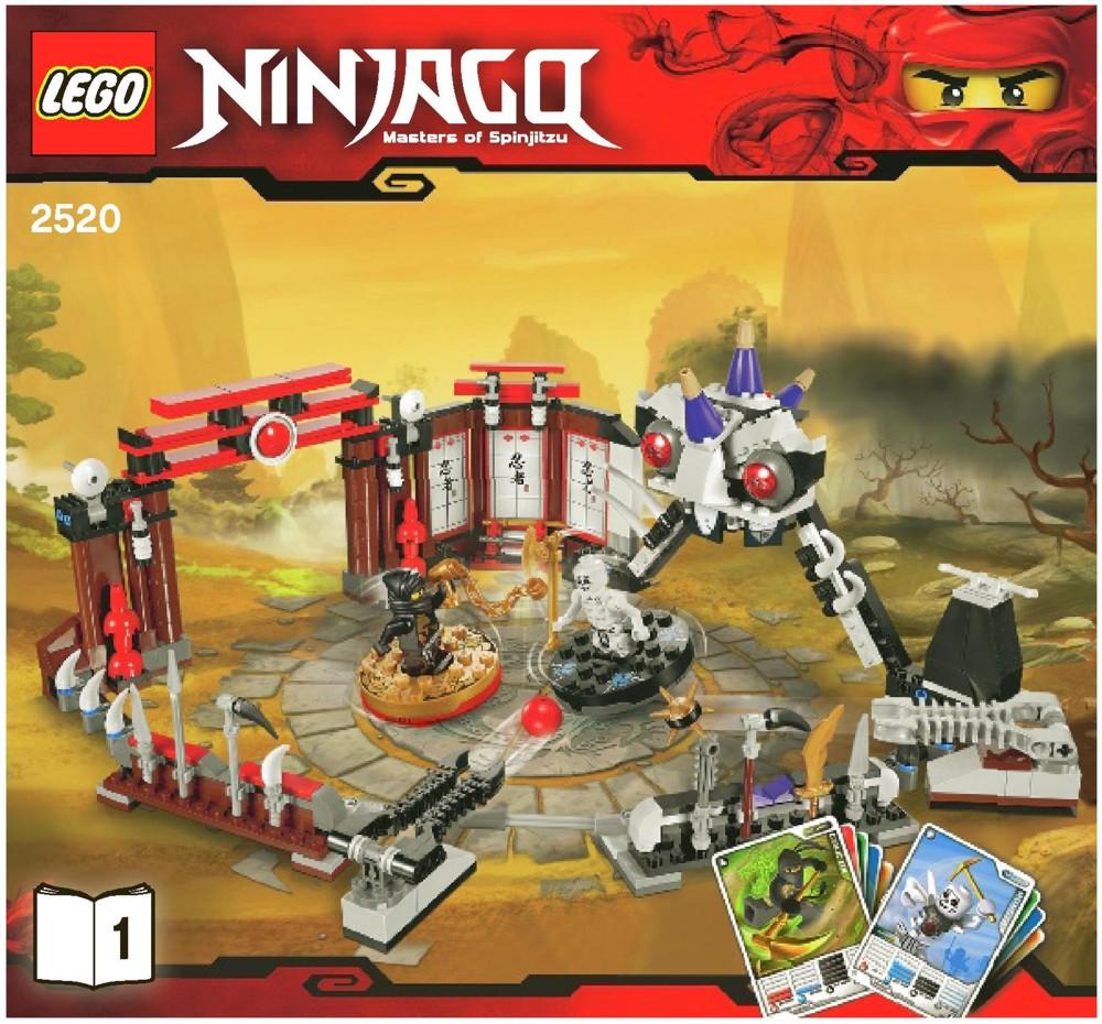 Ninja Battle Arena