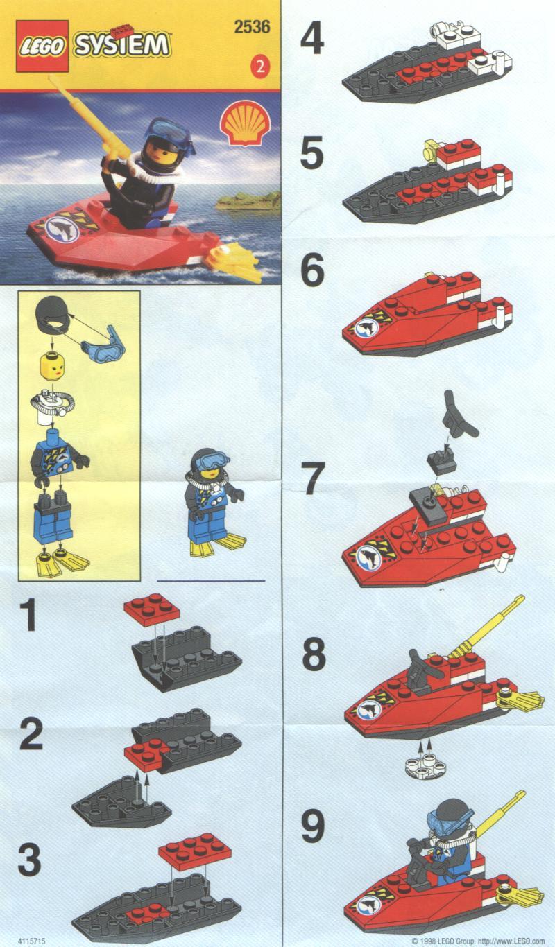 Diver With Jet Ski