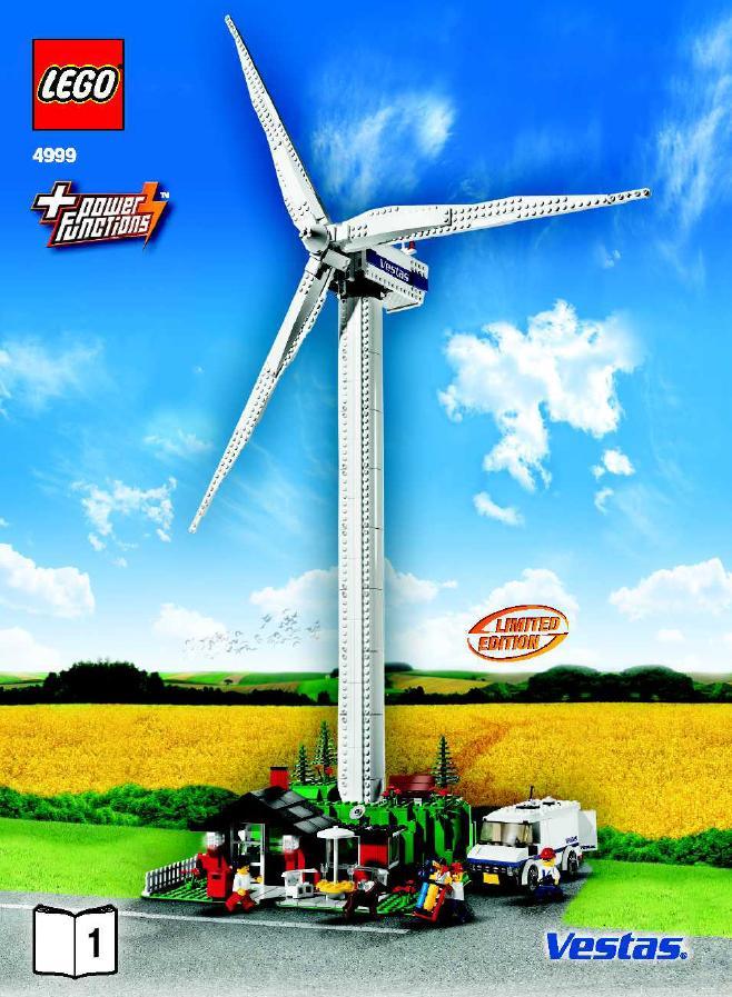 Vesta Wind Turbine