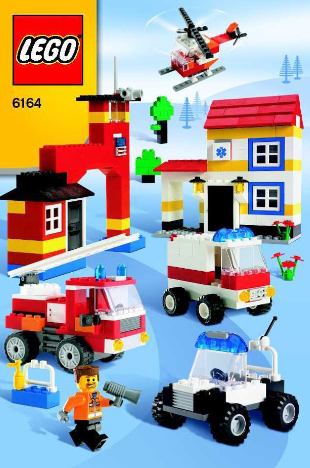 Rescue Building Set