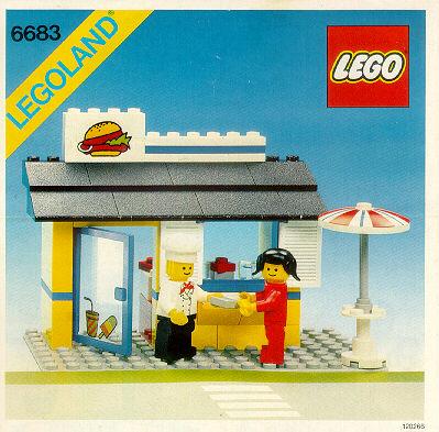 Hamburger Stand