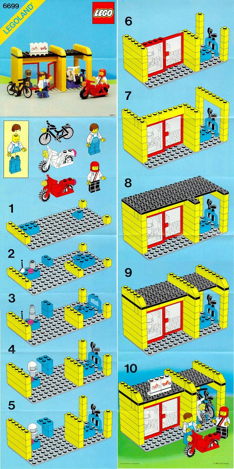 Cycle Fix-it Shop