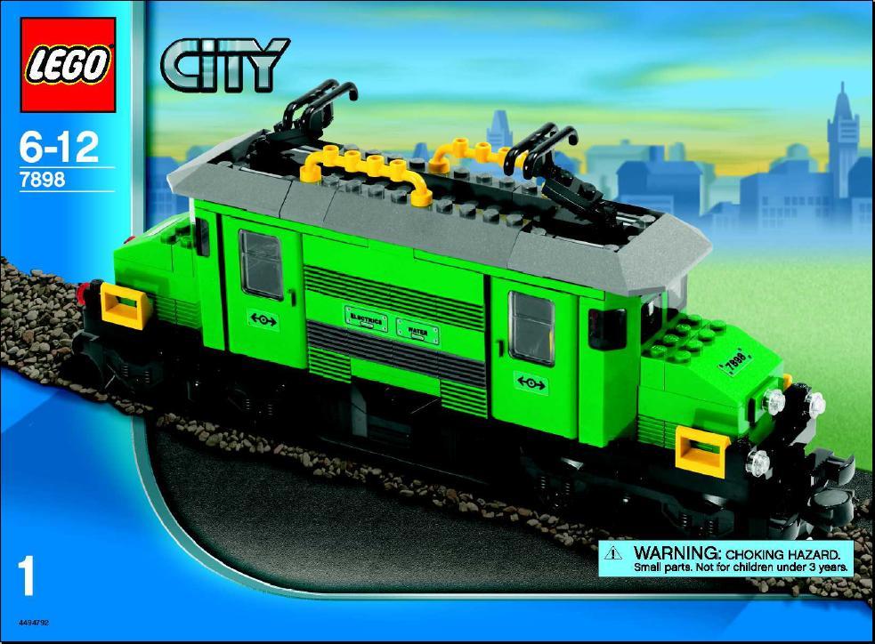 Cargo Train Deluxe