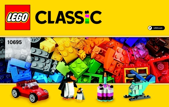 Lego Creative Building Box