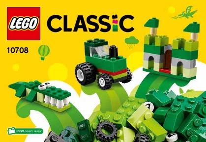 Green Creative Box