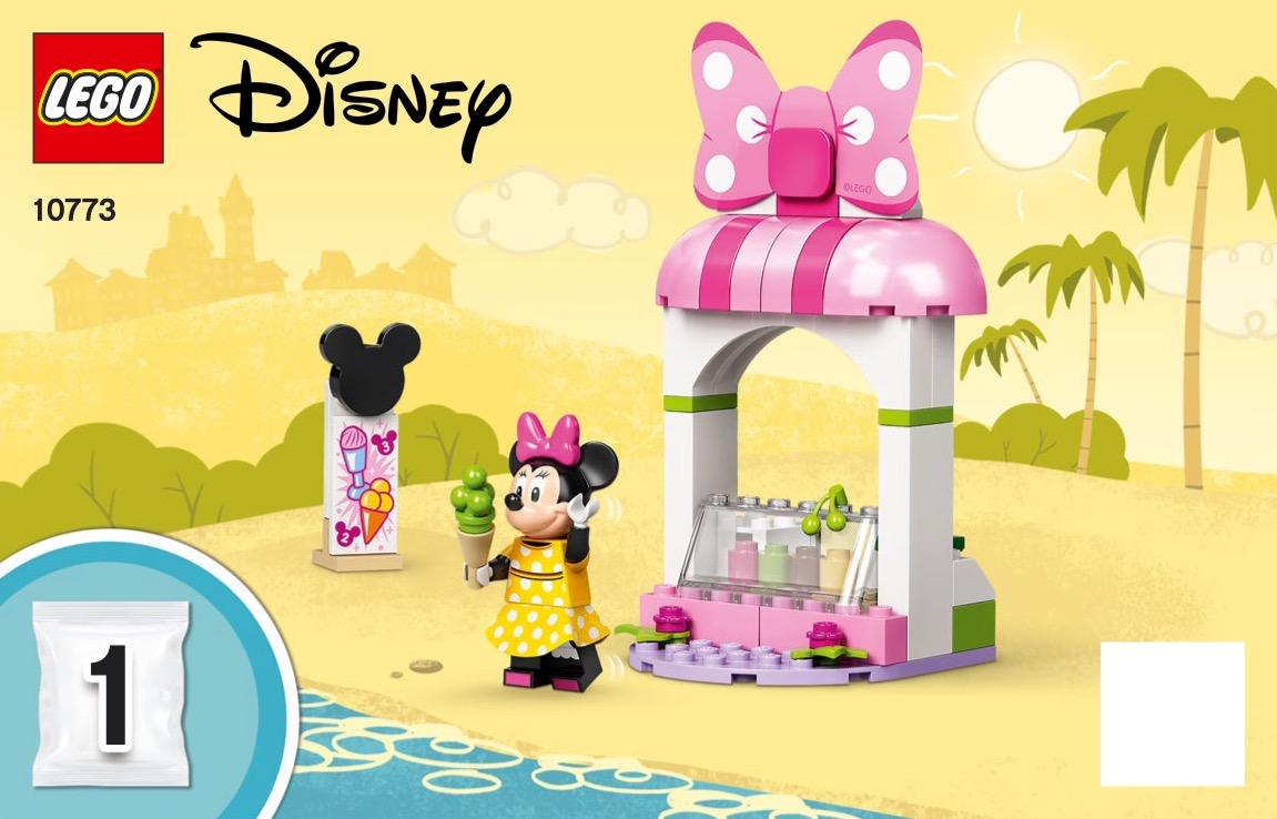 Minnie Mouses Ice Cream Shop