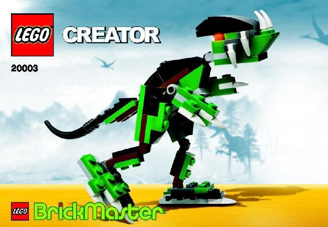 Creator Brickmaster