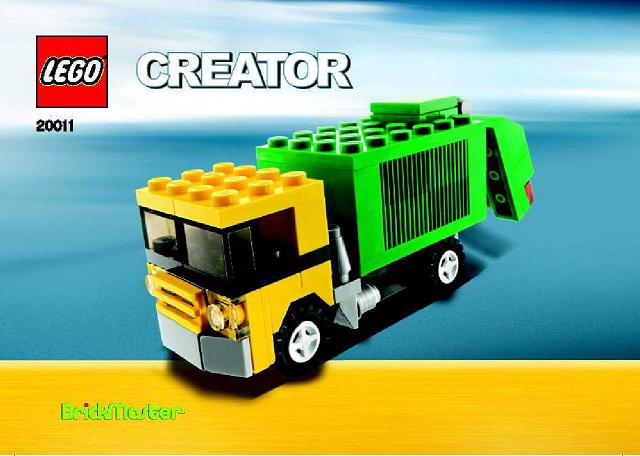 Brick Master - Creator