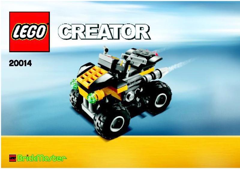 Brickmaster Creator 4x4