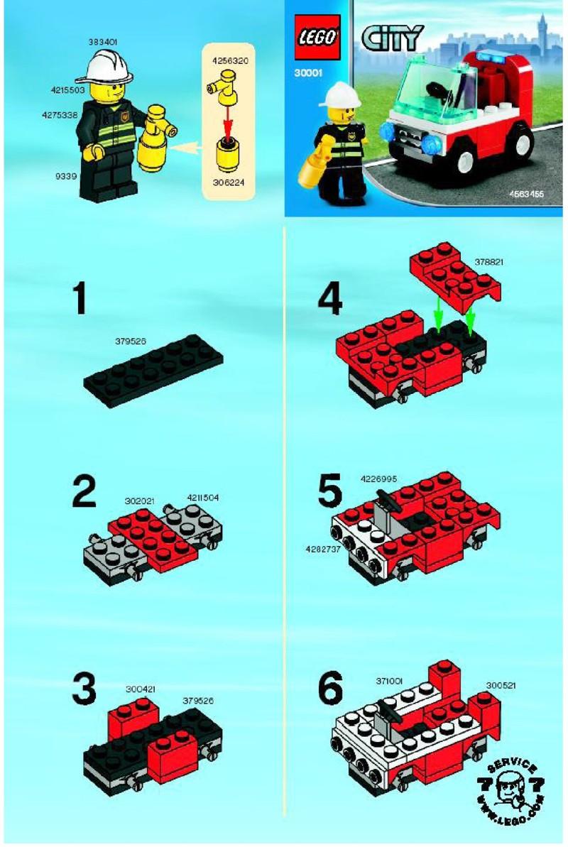 Firemans Car