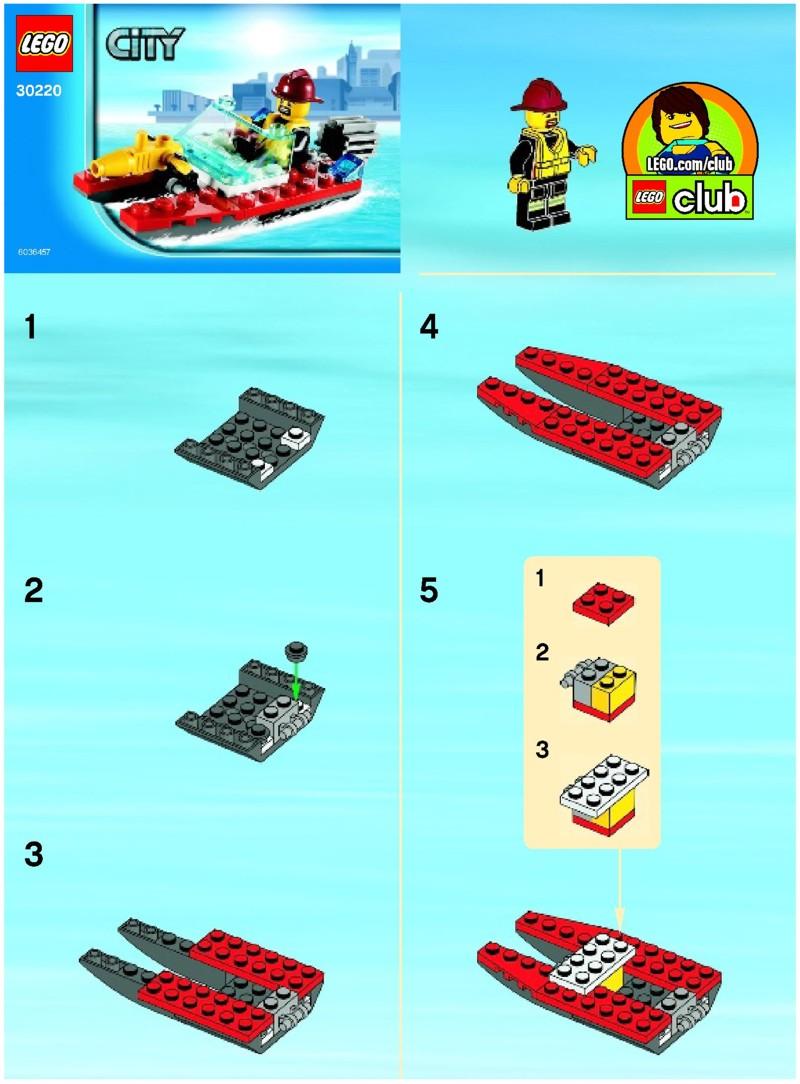 Fire Speedboat