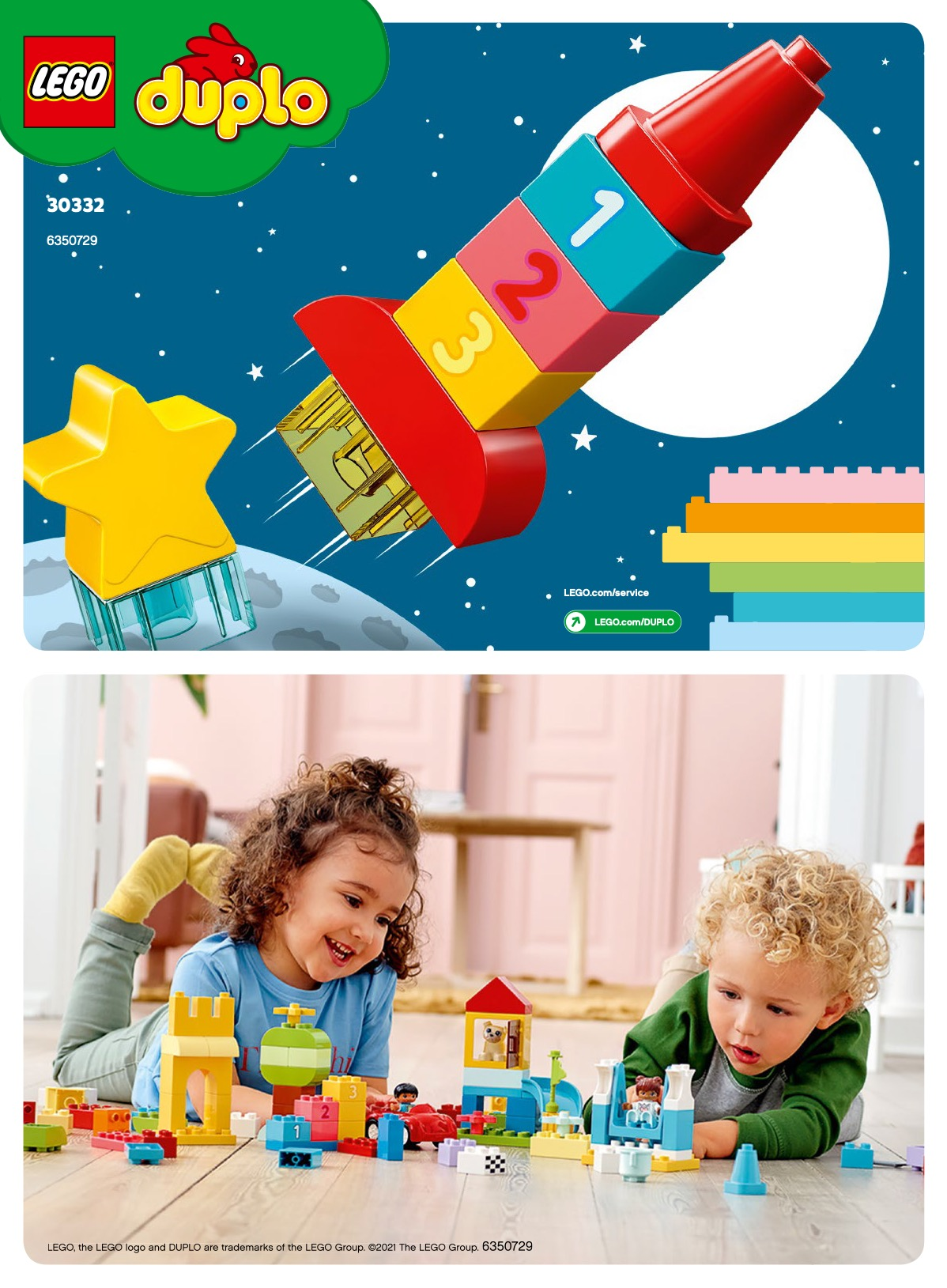 My First Space Rocket