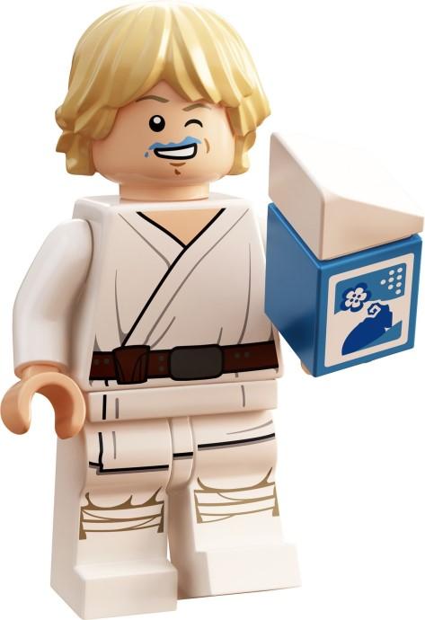 Luke Skywalker With Blue Milk