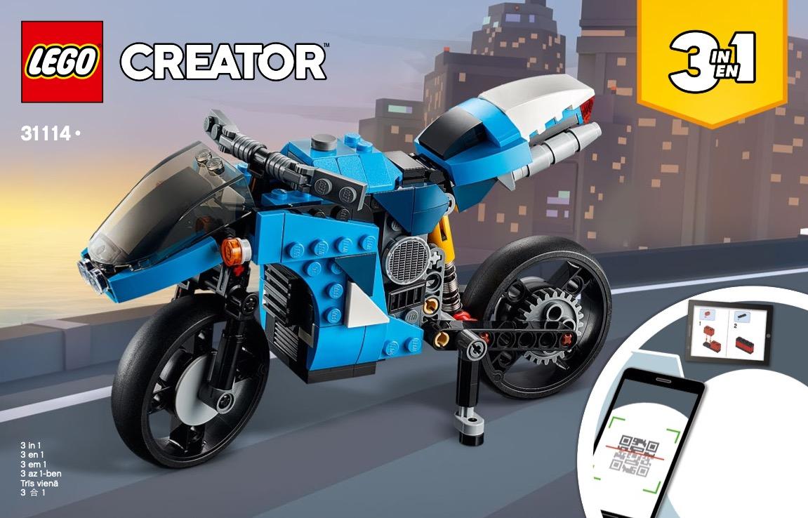 Super Motor Bike