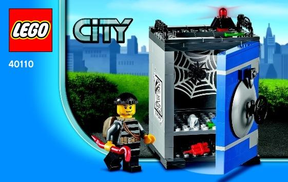 Lego City Coinbank