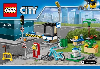 Build My City Accessory Set
