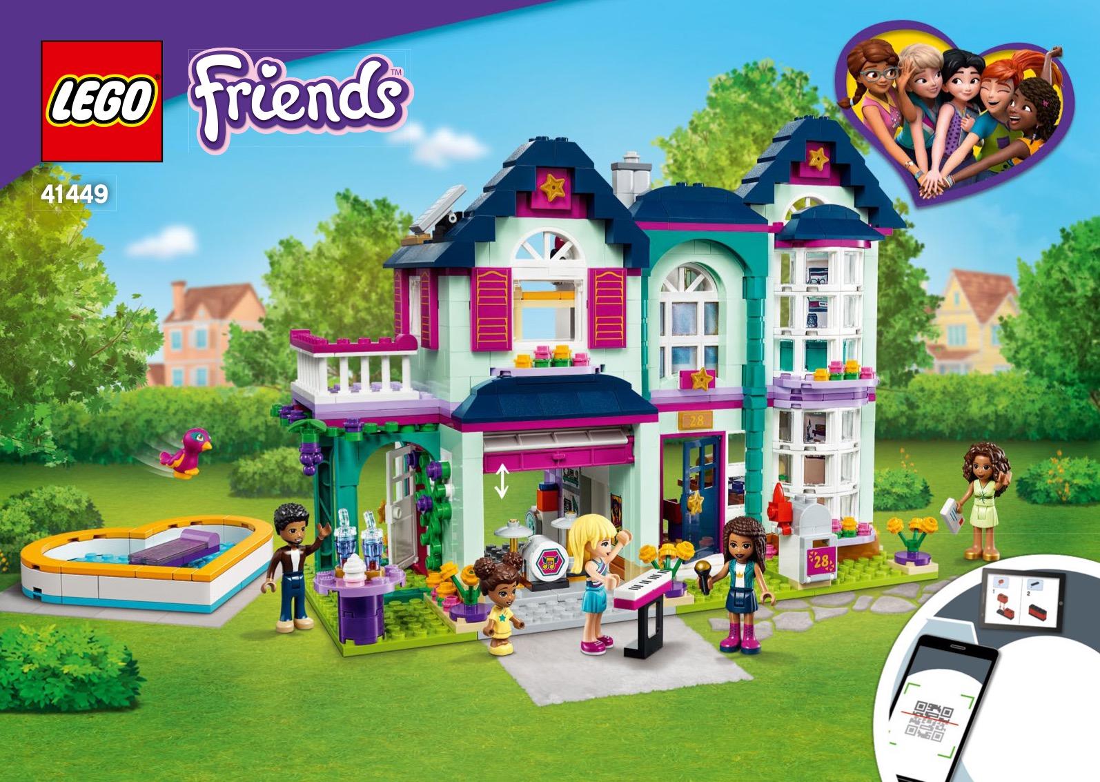 Andreas Family House