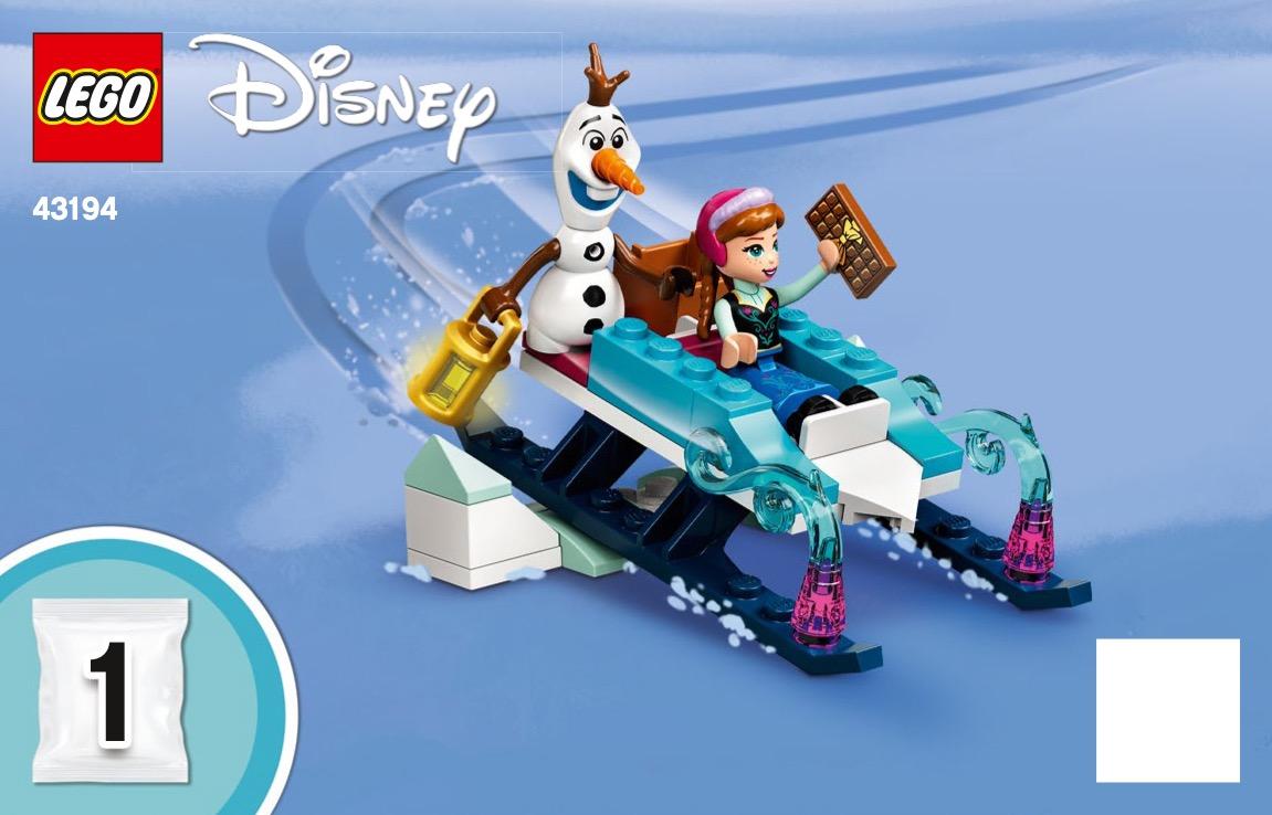 Anna And Elsas Frozen Wonderland