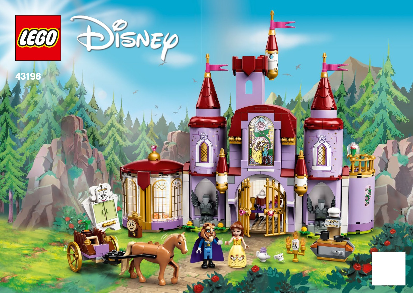 Belle And The Beasts Castle