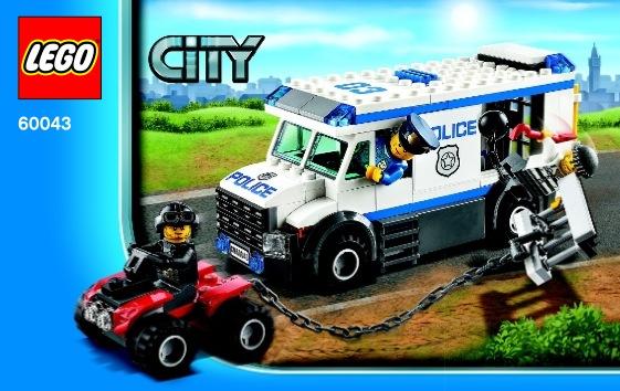Prisoner Transporter