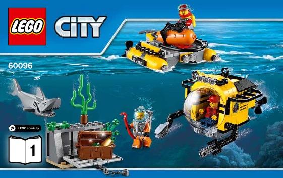 Deep Sea Operation Base