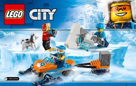 Arctic Exploration Team