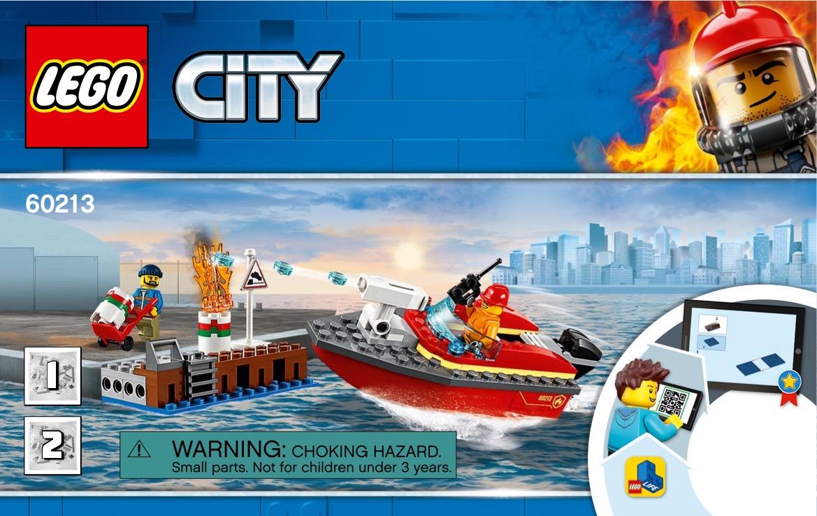 Dock Side Fire
