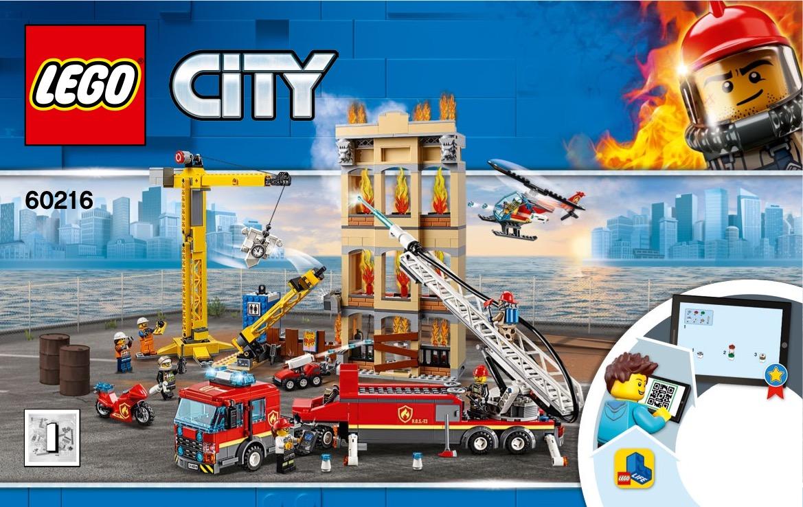 Downtown Fire Brigade