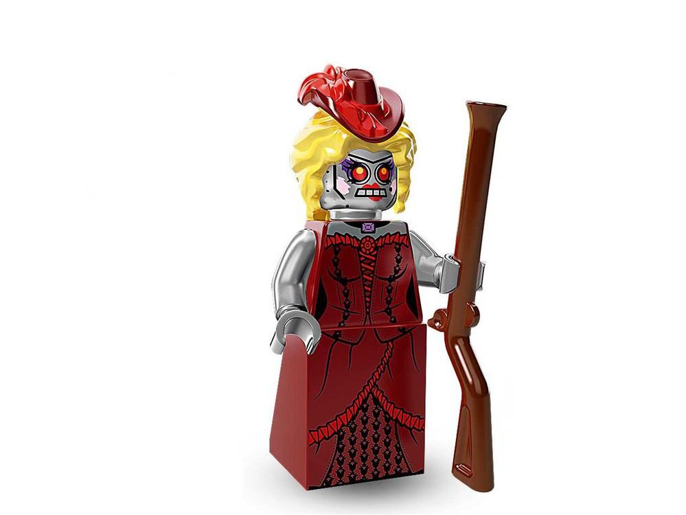 Lego Minifigures, The Lego Movie Series