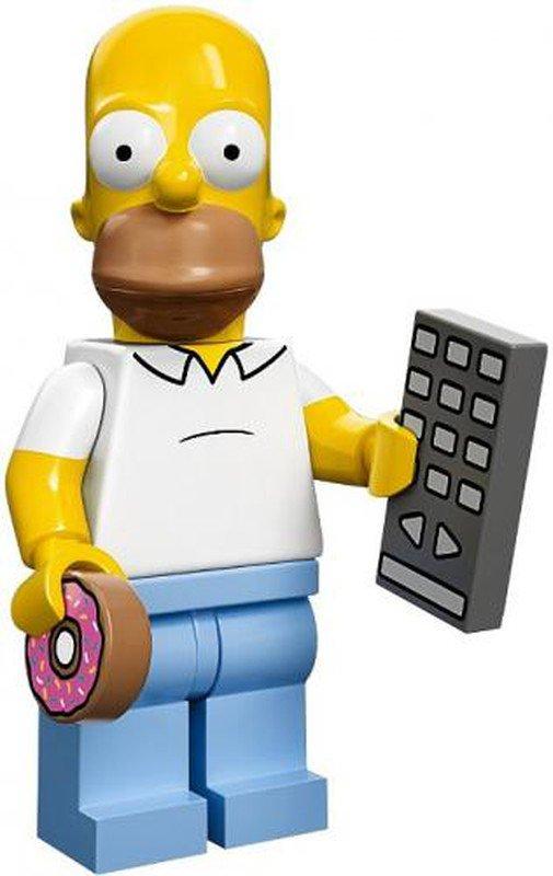 Lego Minifigures, The Simpsons Series 1