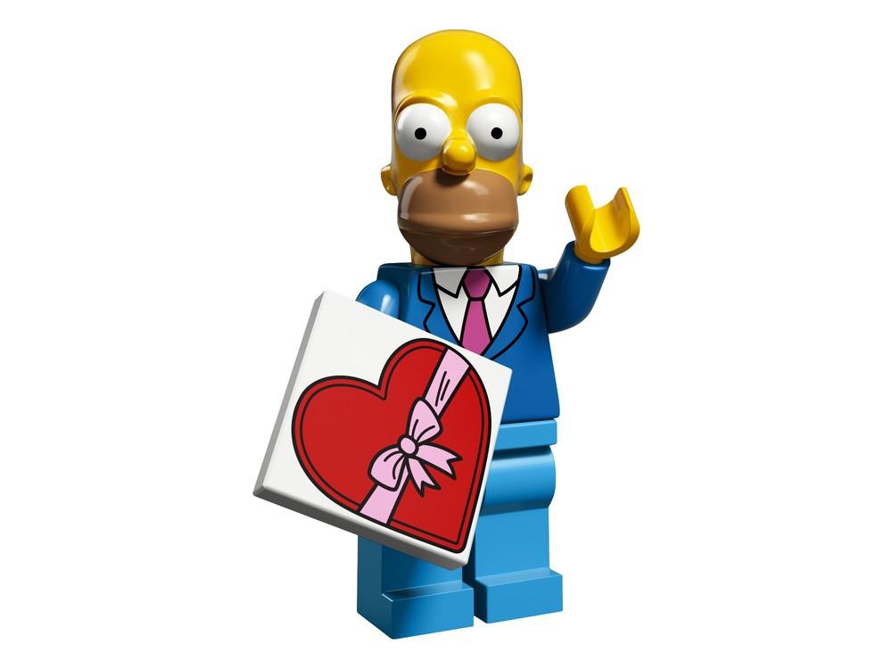Lego Minifigures, The Simpsons Series 2