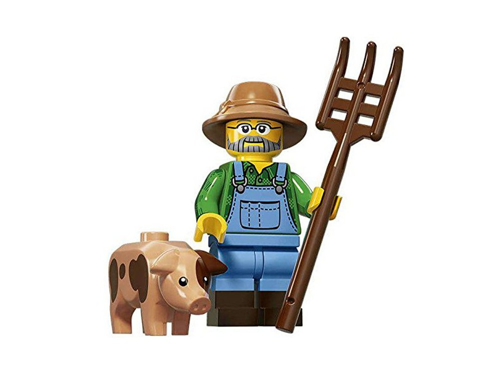 Lego Minifigures, Series 15