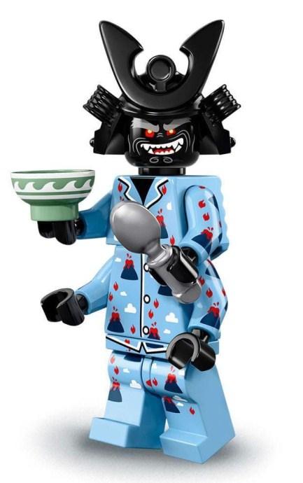 Lego Minifigures, The Lego Ninjago Movie Series