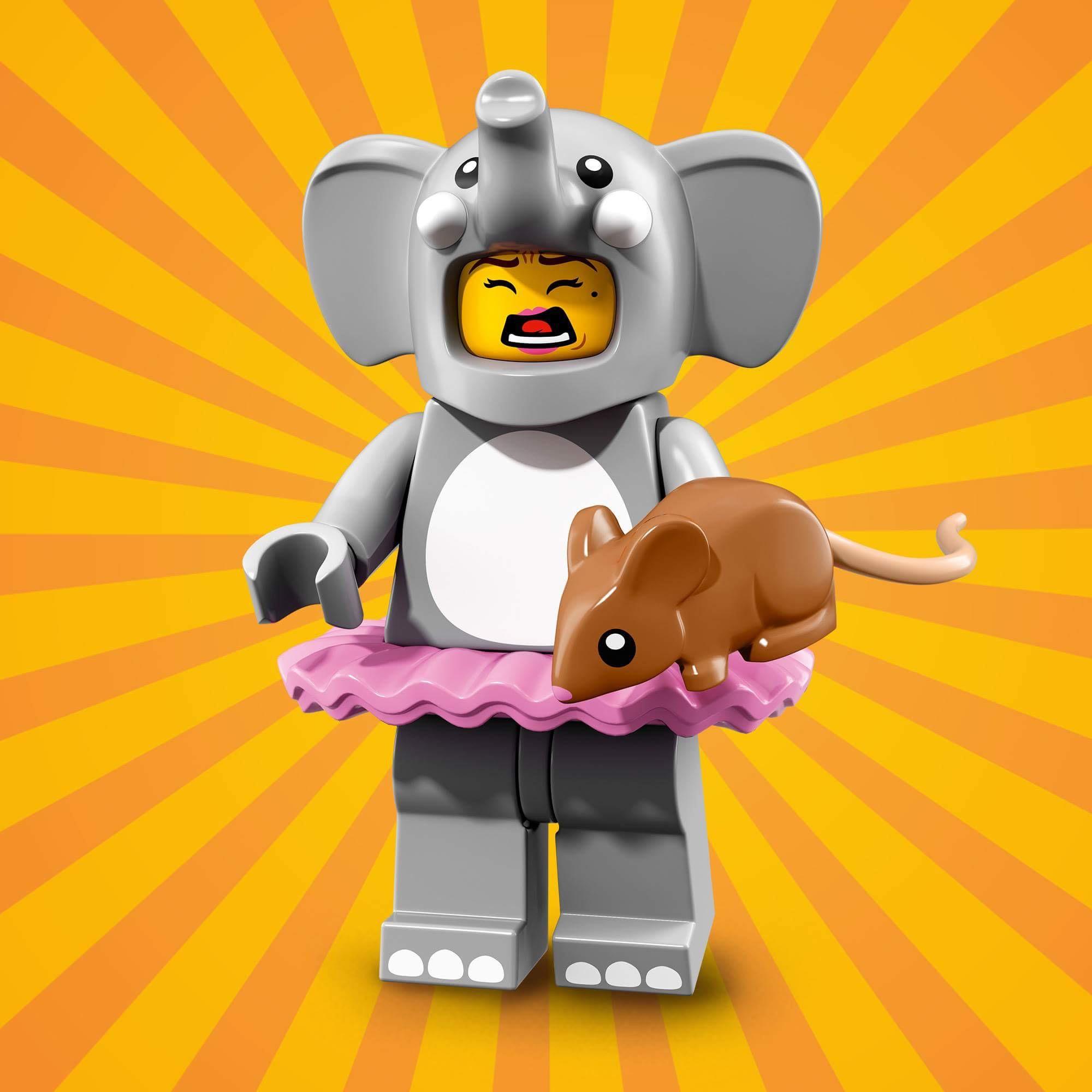 Lego Minifigures, Series 18