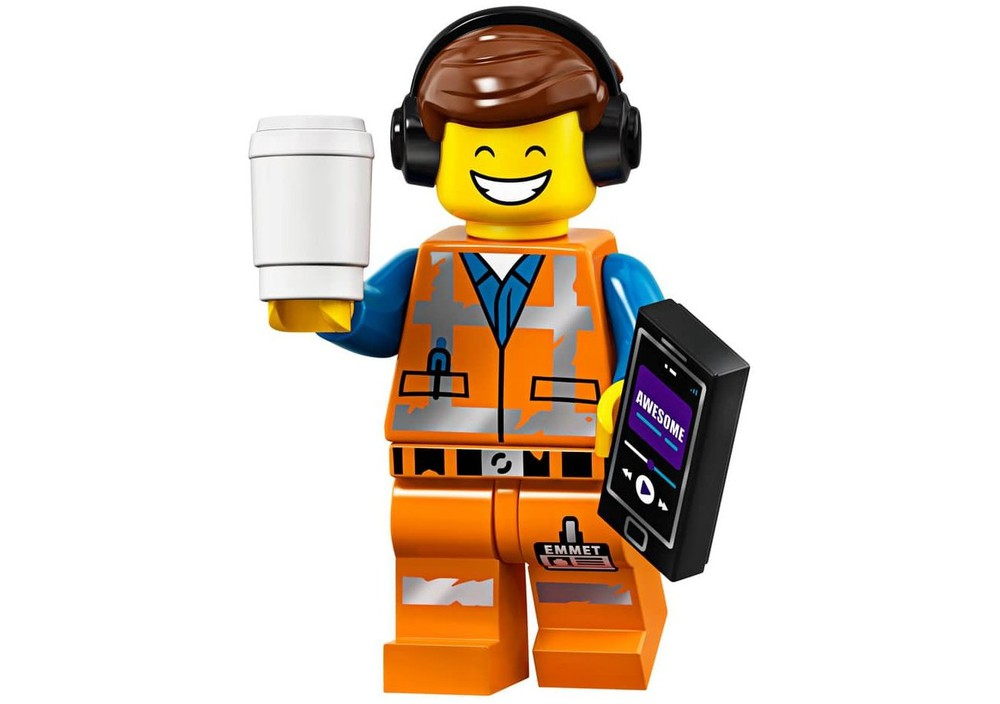 Lego Minifigures, The Lego Movie 2: The Second Part