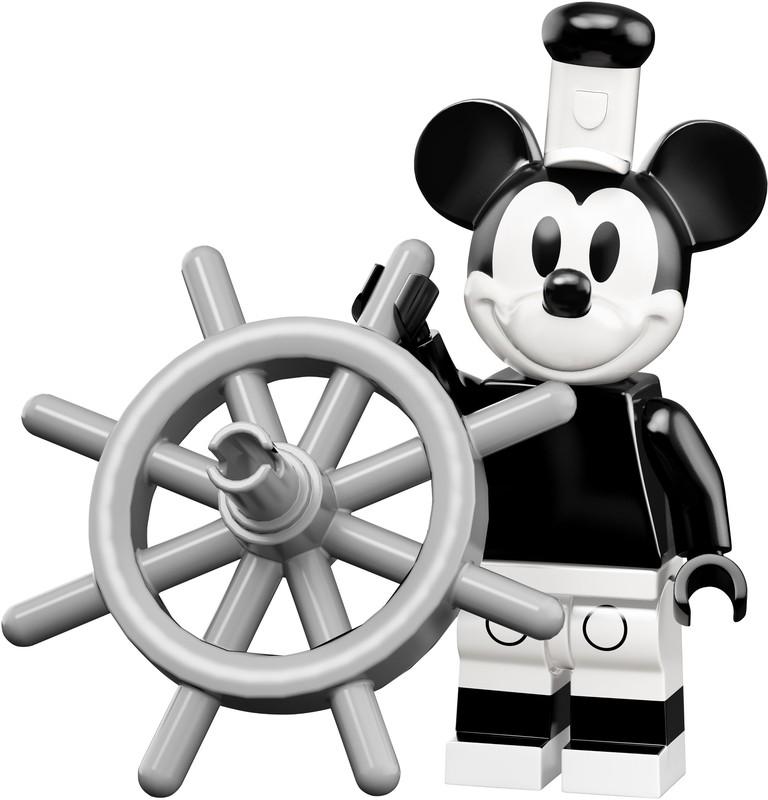 Lego Minifigures, The Disney Series 2