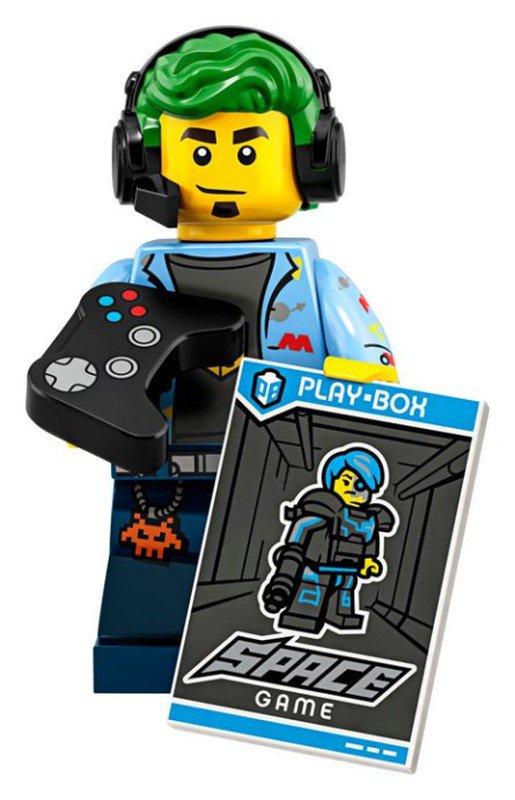 Lego Minifigures, Series 19