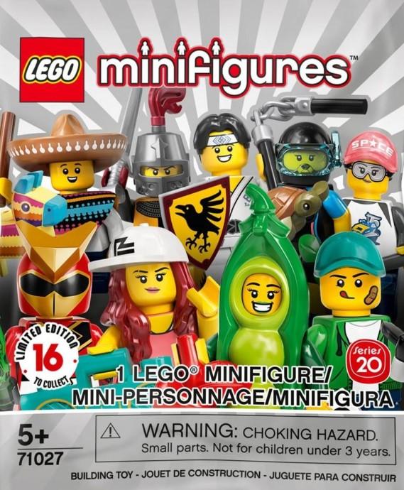 Lego Minifigures, Series 20