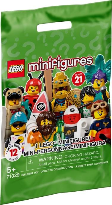 Lego Minifigures, Series 21