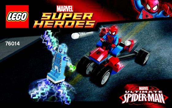 Spider-trike Vs. Electro