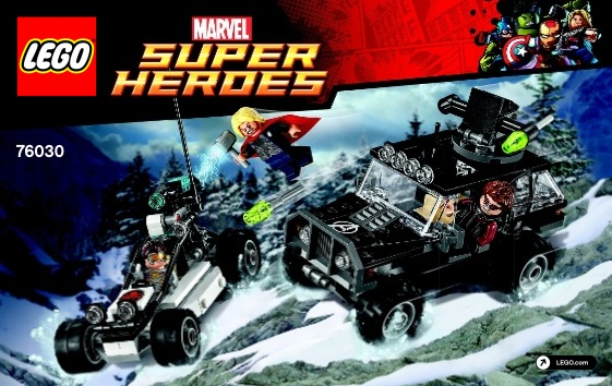 Avengers Hydra Showdown