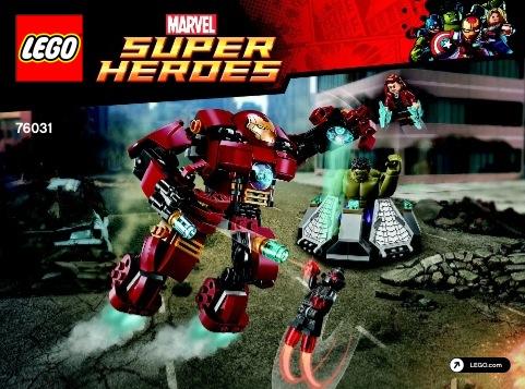 The Hulk Buster Smash