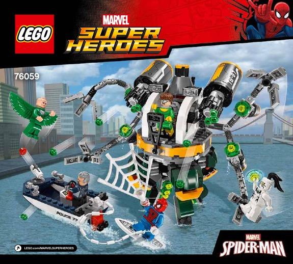 Spider-man: Doc Ock's Tentacle Trap